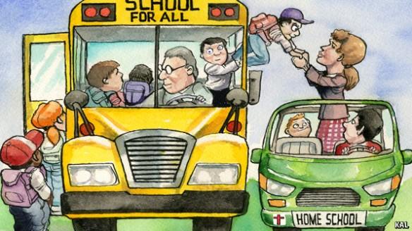 Home school bus