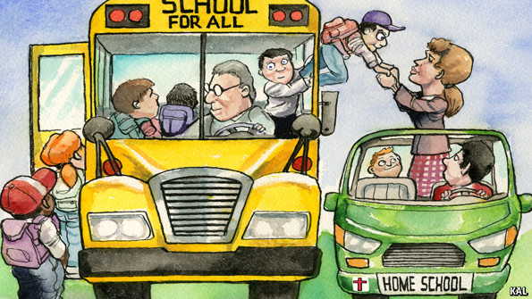 Home school bus