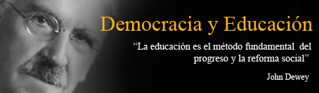 john dewey democracy and education pdf
